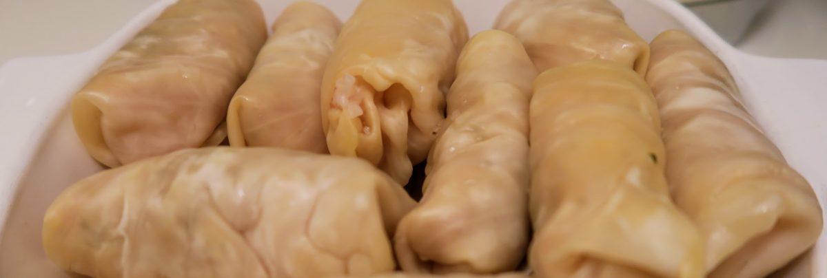 Instant Pot Sour Cabbage Rolls – Holubtsi