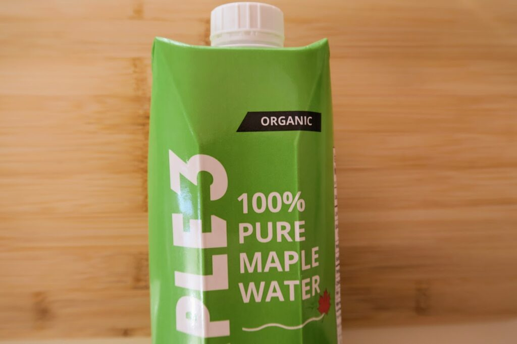 Maple3 maple water container